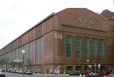 AEG Allgemeine Elektrizitdts-Gesellschaft