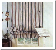 Лондонская штора своими руками пошаговая инструкция