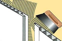 Стеновые панелеи ПВХ крепятся клеевыми соcтавами и смесями