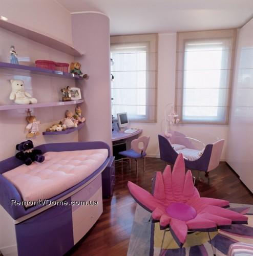 детские комнаты фото для девочек