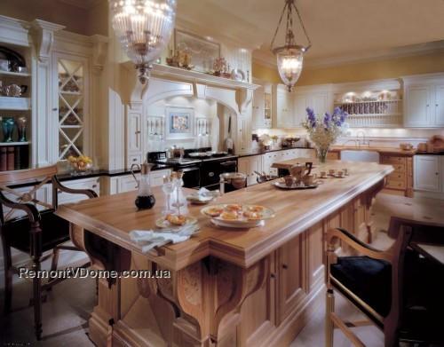 50 классические кухни фотогалерея 101